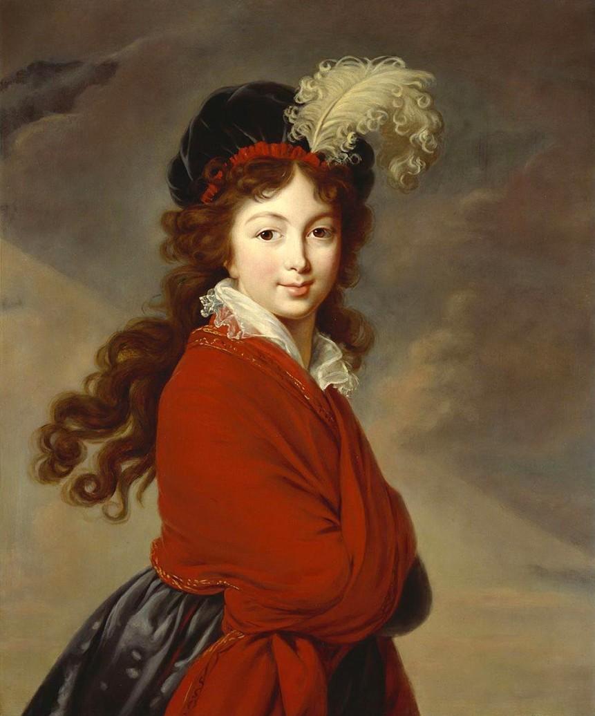 Galerie virtuelle des oeuvres de Mme Vigée Le Brun - Page 9 216daf10