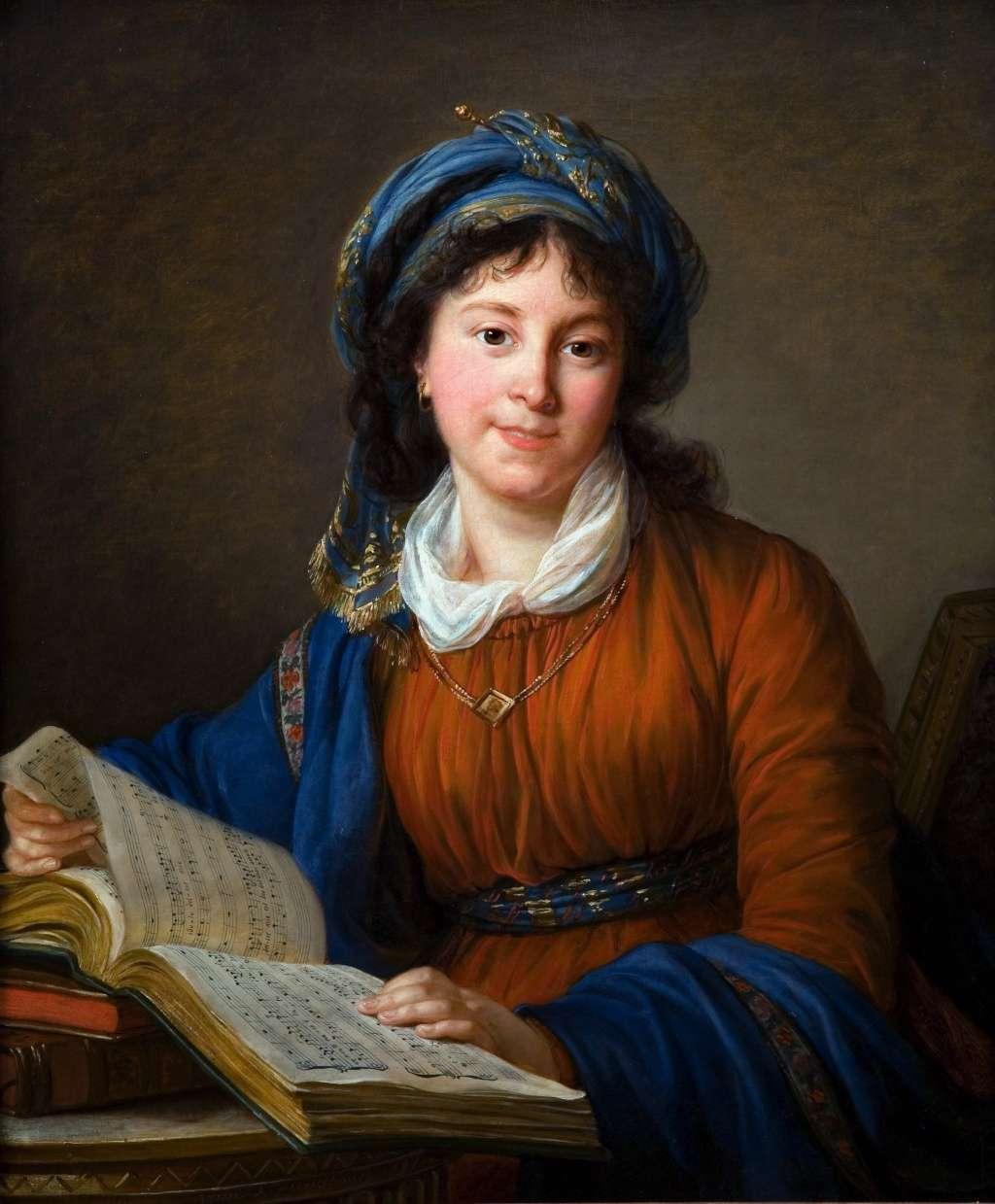 Galerie virtuelle des oeuvres de Mme Vigée Le Brun - Page 9 Counte10