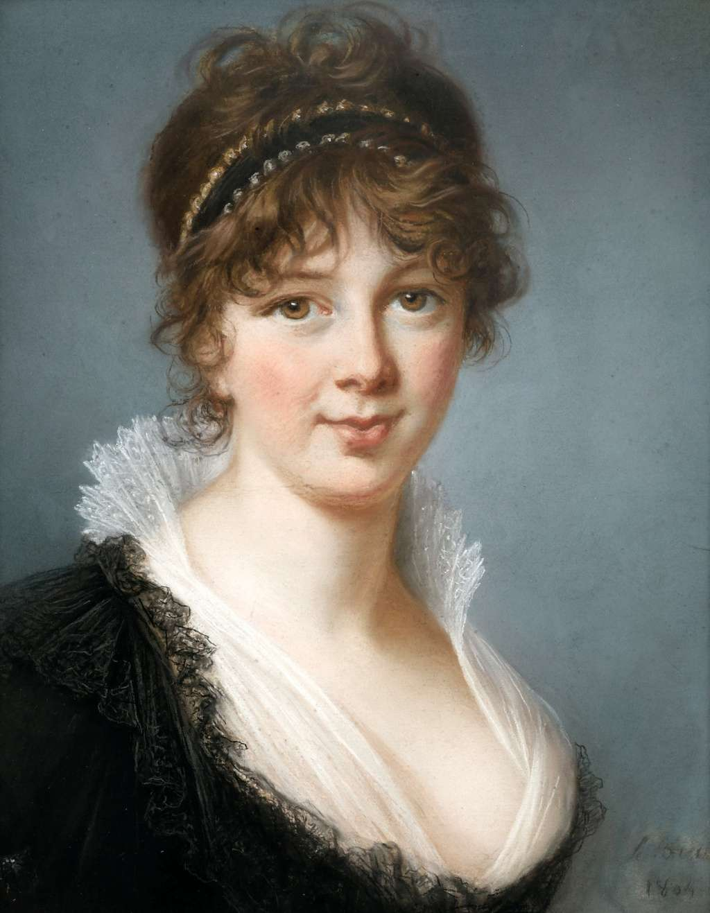 Galerie virtuelle des oeuvres de Mme Vigée Le Brun - Page 9 Ladyja10