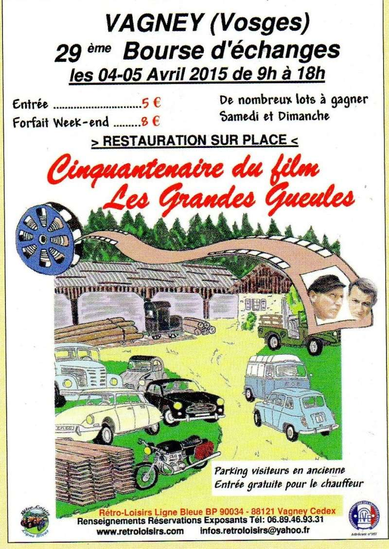 Bourse de Vagney (Vosges) 04-05 avril 2015 Img76911