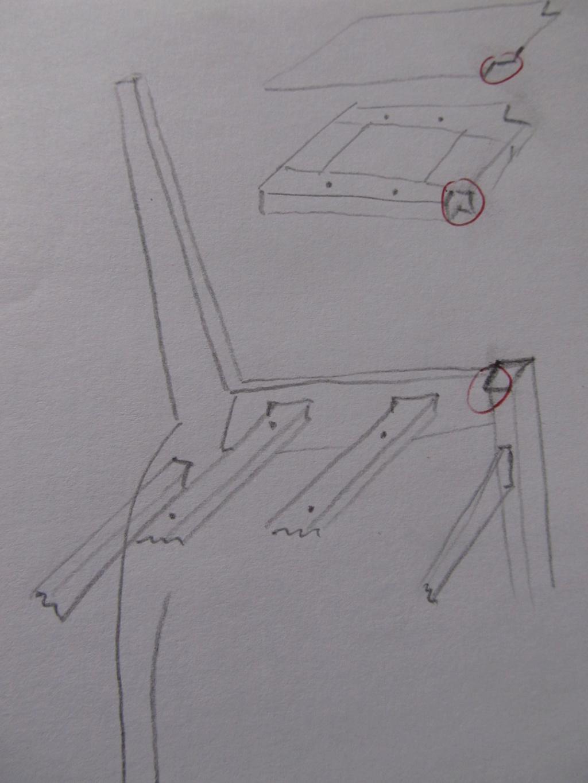 Des chaises pour ma salle à manger Croqui12