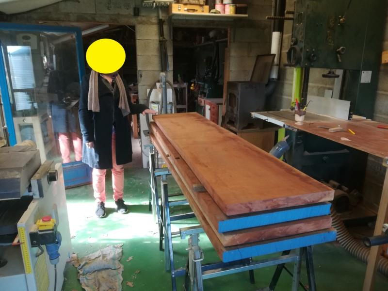 Une table en kossipo avec raidisseurs en QA gainées Img_2629