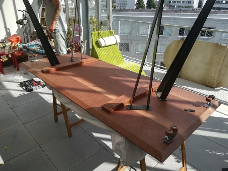 Une table en kossipo avec raidisseurs en QA gainées - Page 5 Img_2855