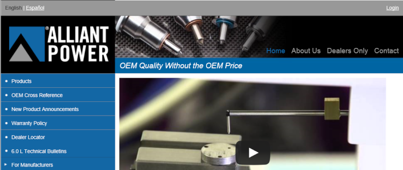 Diesel : Module, connecteur, injecteur, piece etc.... lien utile Allian10