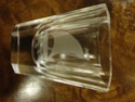 Need help with ID small crystal vase with etched boat  Img_2322