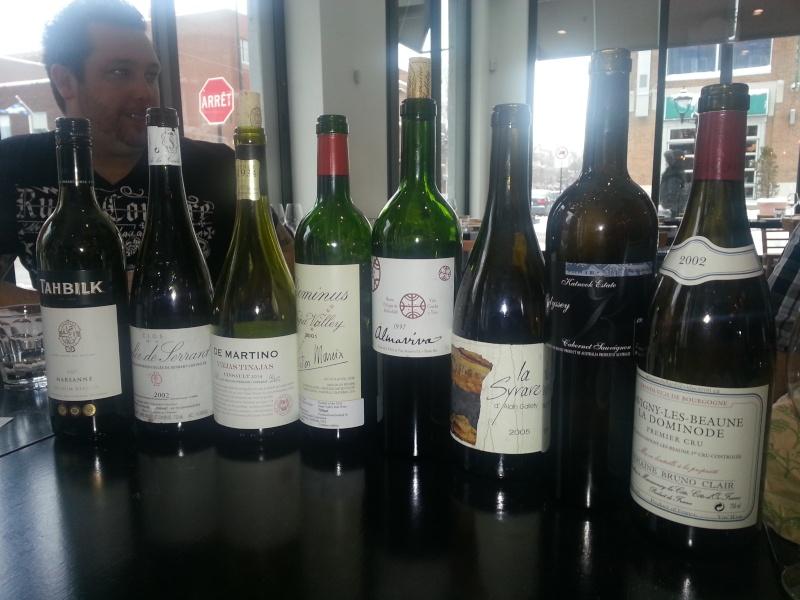 Grand Vin du midi qui surprend! 9 janvier 2015 20150111