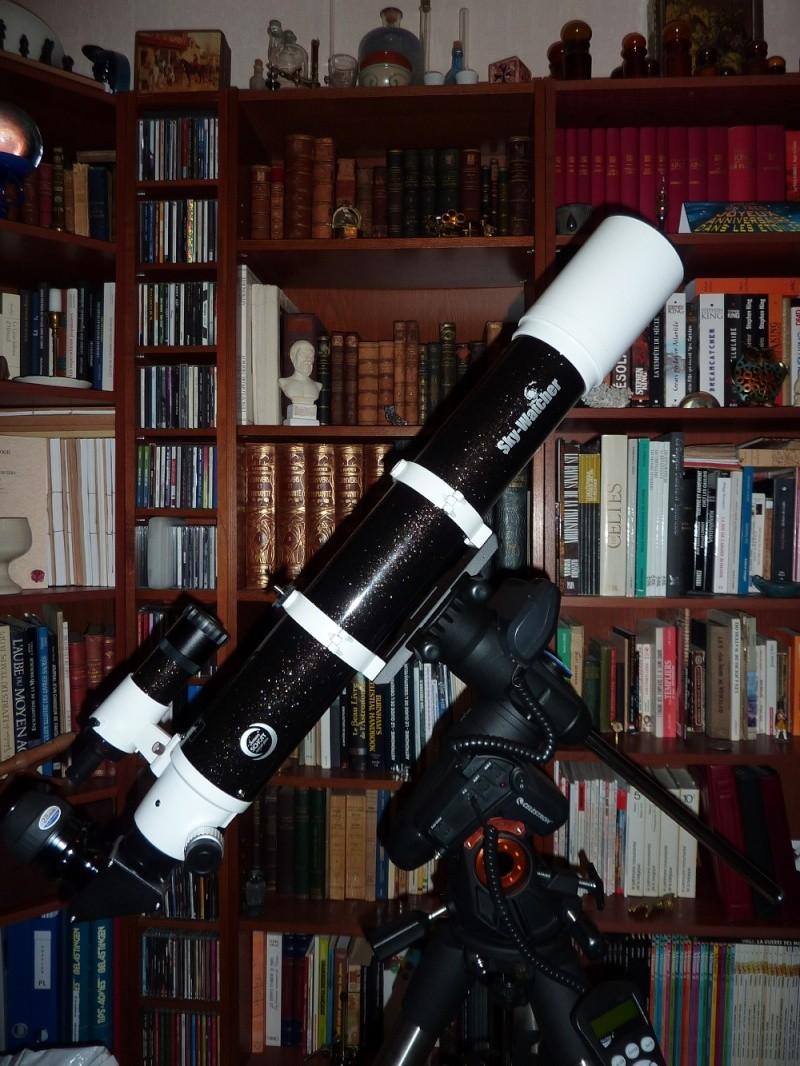 Sky-Watcher Evostar-100 ED DS-PRO (OTA) P1040813