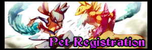 Pet/Companion Registration