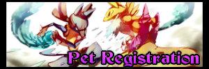 Pet/Companion Registration