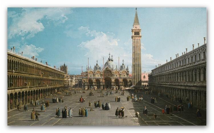 Giovanni Antonio Canal detto il Canaletto (1697 - 1768) Venice10