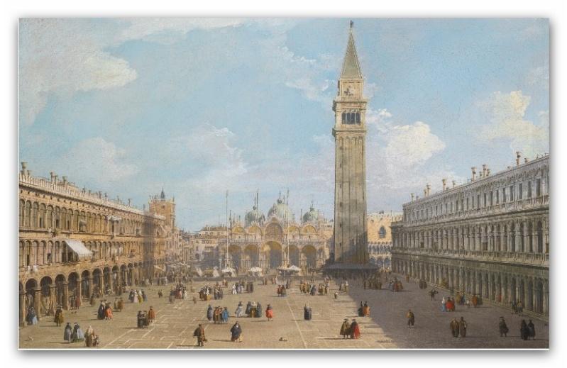 Giovanni Antonio Canal detto il Canaletto (1697 - 1768) Venice11