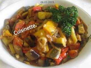 "Ratatouille "" maison "".WOK.+ photos. Img_0923"