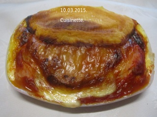 Endives au jambon.gratiné au reblochon.photos. Img_0970