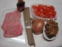 Spaghettis chinoise au poulet et girofle.+ photos. Img_0642