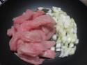 Spaghettis chinoise au poulet et girofle.+ photos. Img_0644
