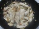 Spaghettis chinoise au poulet et girofle.+ photos. Img_0646