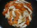 Spaghettis chinoise au poulet et girofle.+ photos. Img_0649