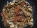 Spaghettis chinoise au poulet et girofle.+ photos. Img_0652