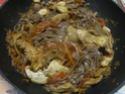 Spaghettis chinoise au poulet et girofle.+ photos. Img_0655