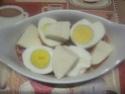 œufs durs en sauce tomates. gratiné.photos. Img_6267