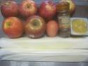 Tourte aux pommes.photos. Img_6360