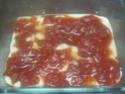 Lasagne à la viande.maison.photos. Img_6437