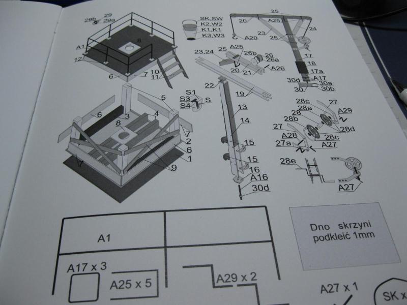Kleinbekohlungsanlage von SZK in 1:25 Img_2615