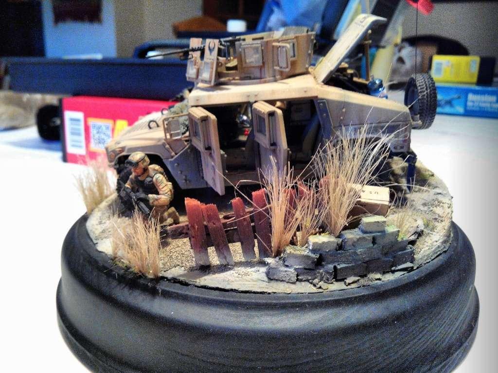 Humvee M1151 Academy 1/35 [Ultronix] - Page 3 Img_2013