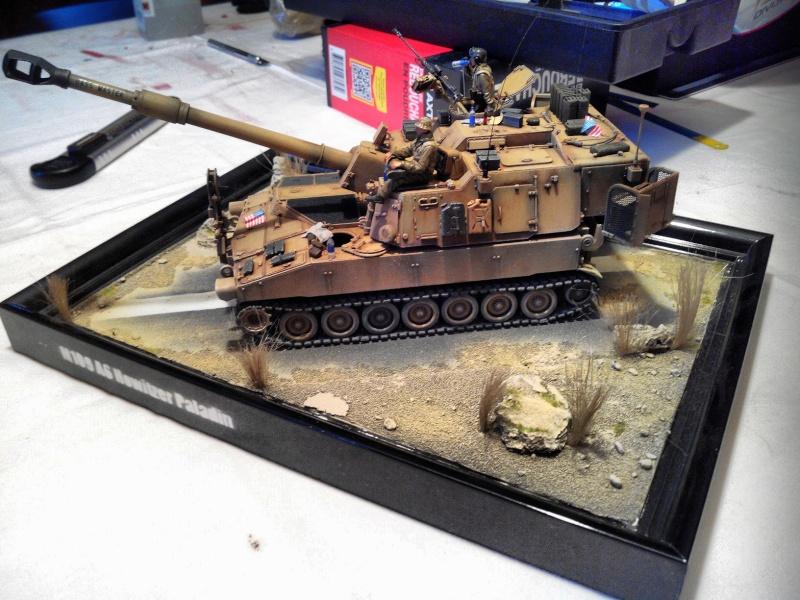 M109A6 Paladin 1/35 AFV Club [Ultronix] Img_2028