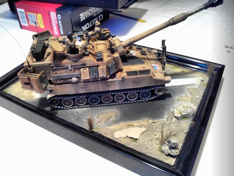 M109A6 Paladin 1/35 AFV Club [Ultronix] Img_2029