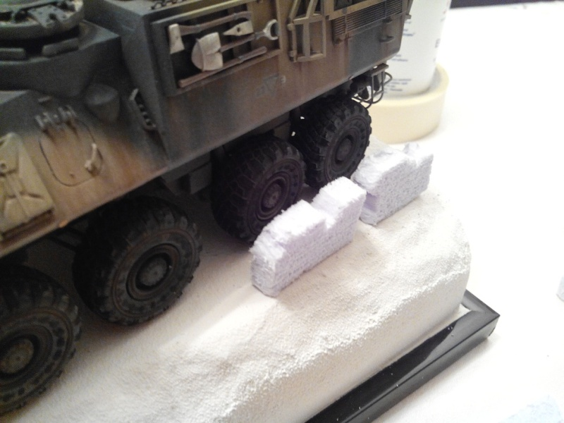 LAV 3 -PC 1/35 Trumpeter [Ultronix] - Page 3 Img_2039