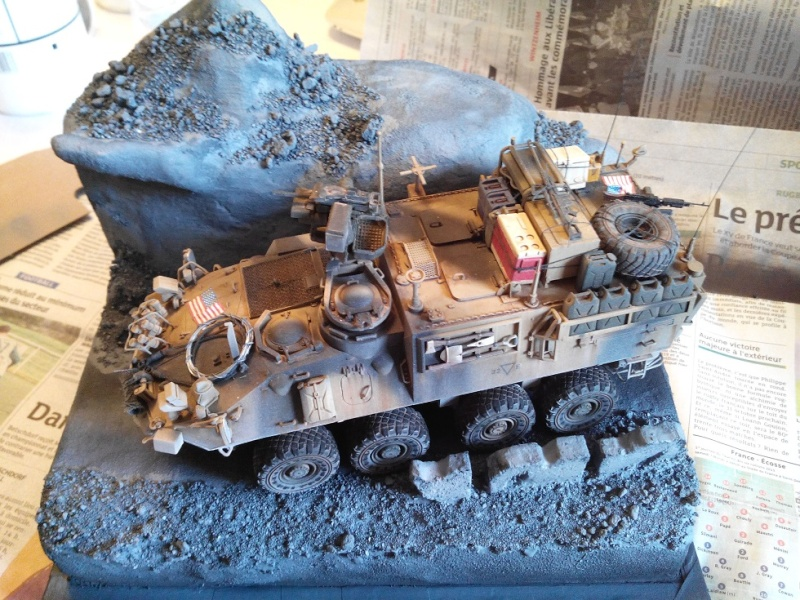 LAV 3 -PC 1/35 Trumpeter [Ultronix] - Page 3 Img_2043