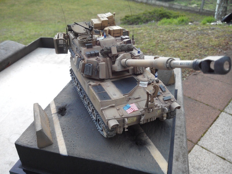 M109A6 Paladin 1/35 AFV Club [Ultronix] - Page 2 Img_2063