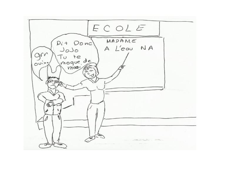 dessin   de jojo  - Page 4 Dessin34