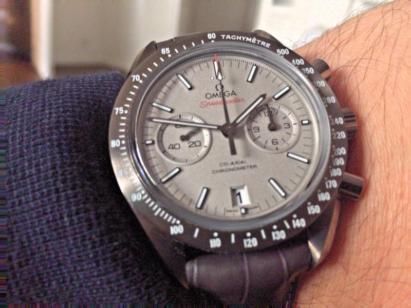 Une montre avec boîtier en céramique ? 2015-010