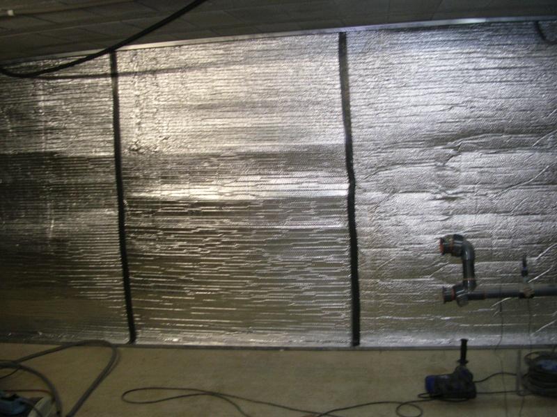 Isolation futur atelier 00410