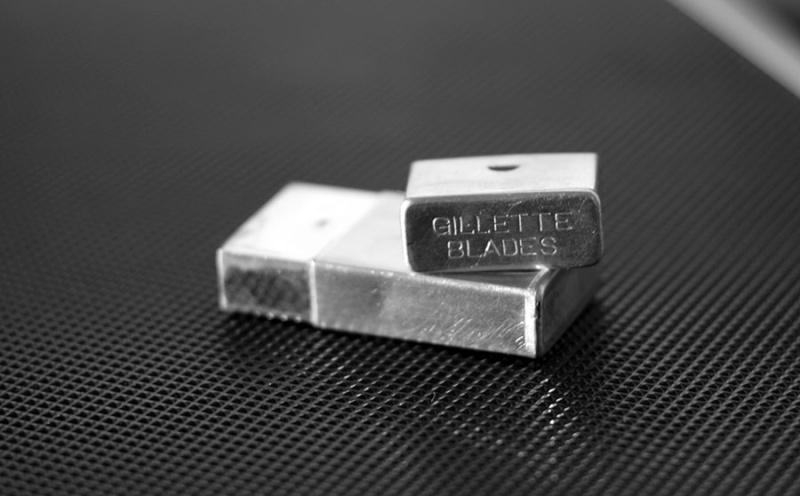 Gillette pocket edition  Img_9613
