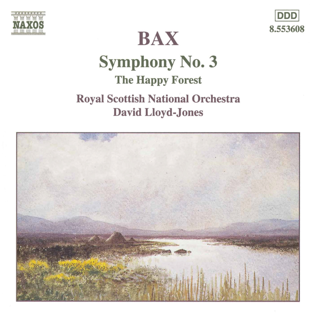 Arnold Bax – Symphonies Bax_sy12