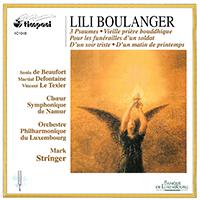 LILI BOULANGER (1893-1918) Boulan10