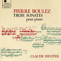 Boulez - Sonates pour Piano Boulez12