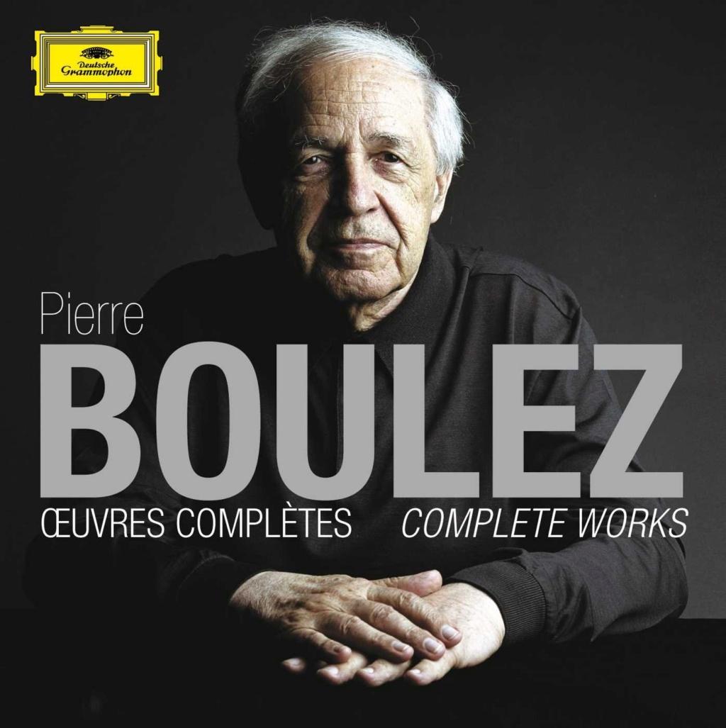 Pierre Boulez (1925-2016) - Page 9 Boulez14