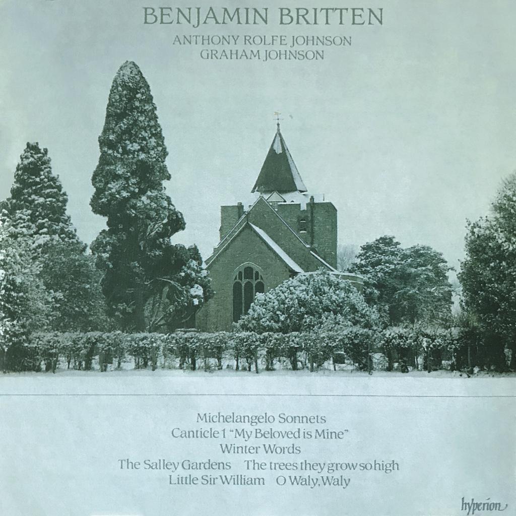 Britten, musique vocale (hors opéras) - Page 2 Britte12