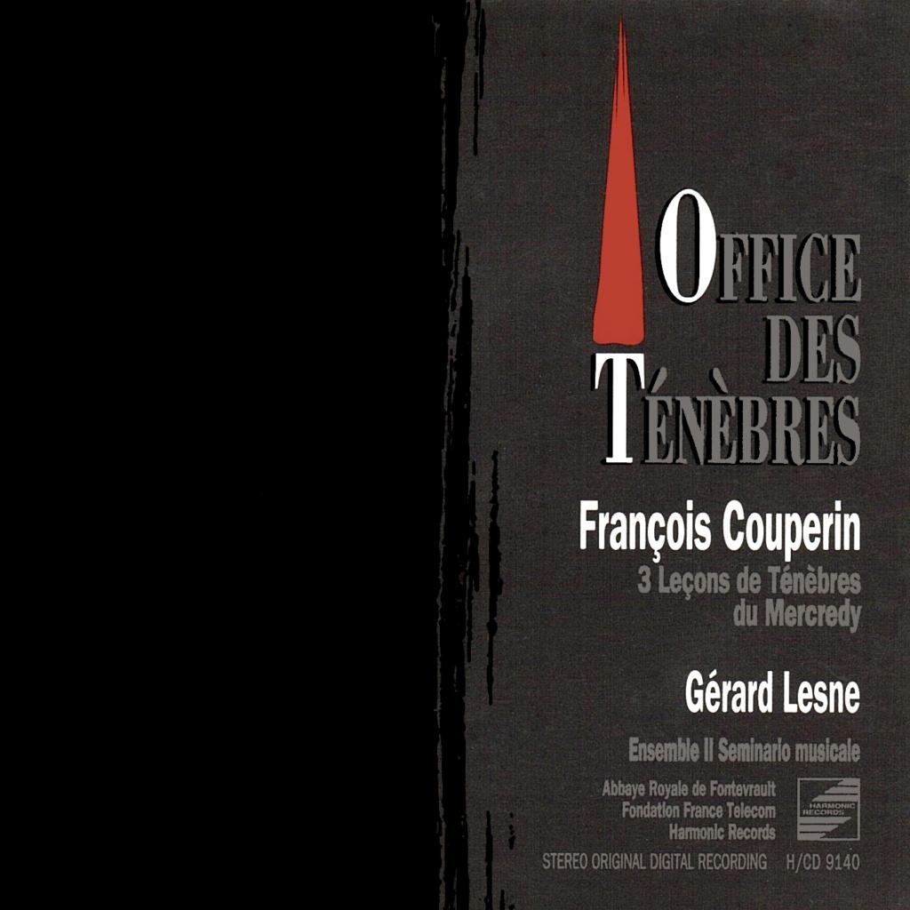 François Couperin - 3 Leçons de Ténèbres du Mercredi Saint - Page 2 Couper17