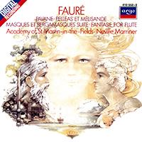Fauré: Pelléas et Mélisande Faurea10