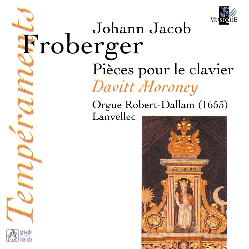 Johann Jakob Froberger Frober11