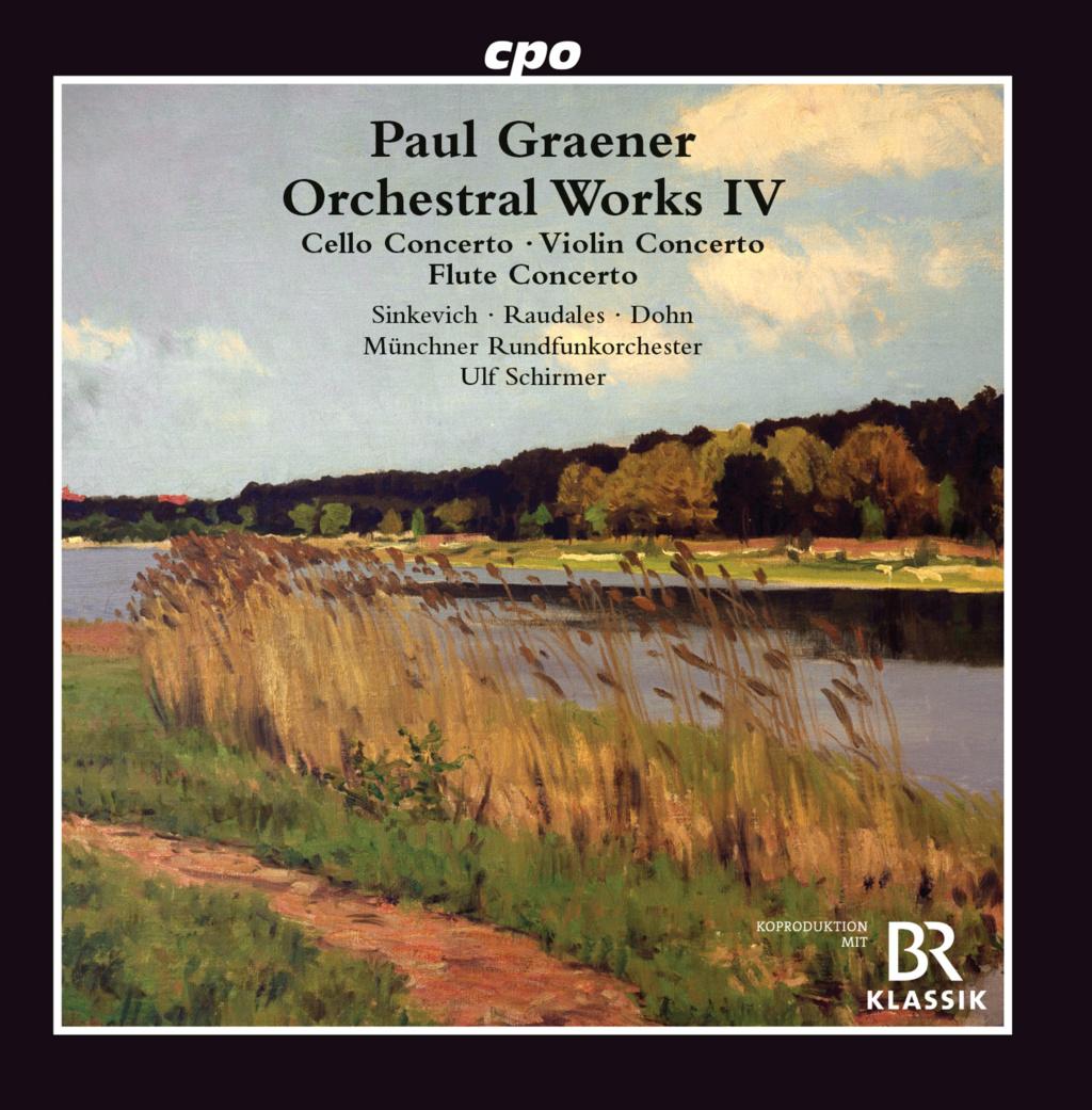 Paul GRAENER (1872-1944), prince des concertos Graene10