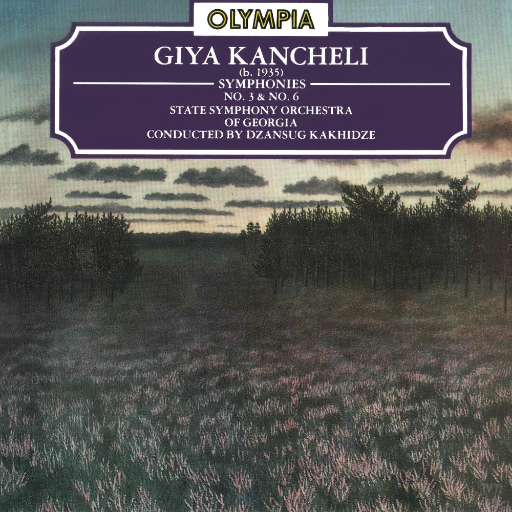 kancheli - Giya Kancheli (1935-2019) - Page 3 Kanche10