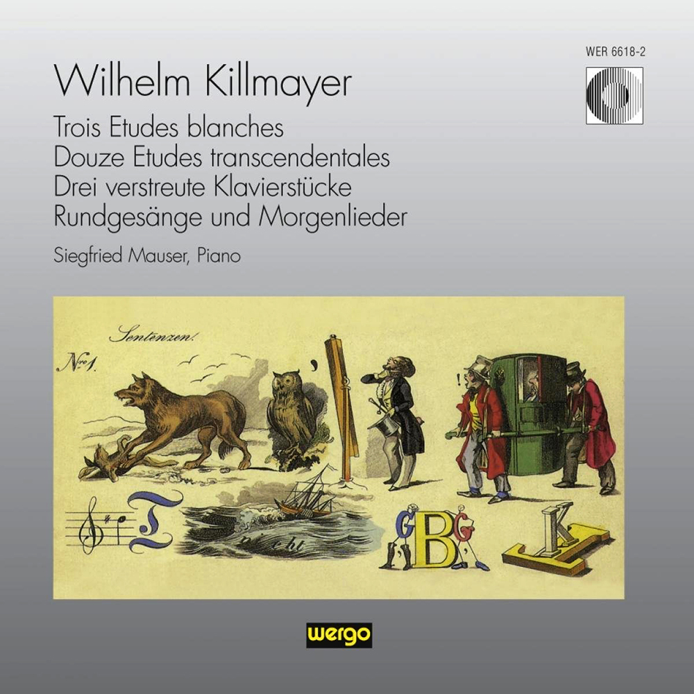 killmayer - Wilhelm Killmayer ( 1927-2017 )un parcours très personnel - Page 1 Killma15