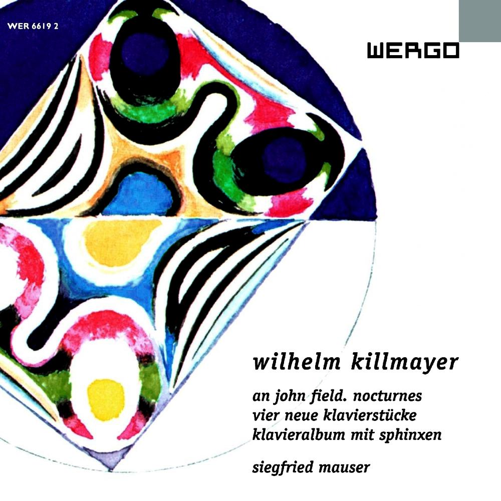 killmayer - Wilhelm Killmayer ( 1927-2017 )un parcours très personnel - Page 1 Killma16