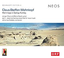 Sorties CD en musique du XXIè siècle - Page 2 Mahnko10